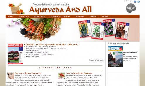 www.ayurvedaandall.com