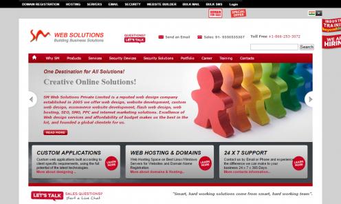 www.smwebsolution.com